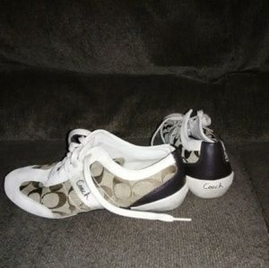 Coach Sneakers Shoes Size 7.5